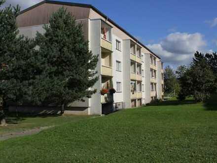 4-Zimmer-Wohnung mit Balkon am Ortsrand