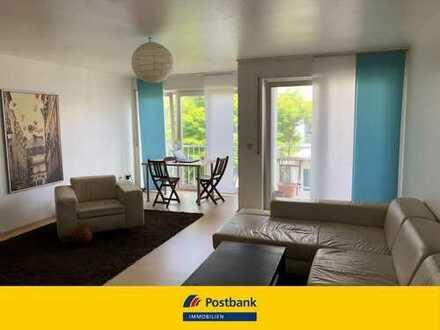 Tolle Wohnung mit Balkon und 2 PKW-Stellplätzen !