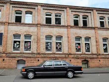 IMWRC – Katernberg: Hinter Ziegelmauerwerk von 1898 warten moderne rund 1.200 m² auf IHRE Ideen!