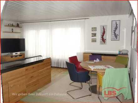 Moderne 4-Zimmer-Wohnung mit 115 m² in zentraler Lage