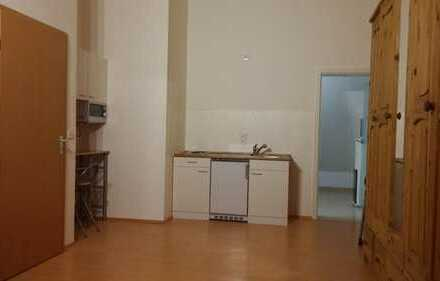 Biete möbliertes DG-Zimmer in Heidelberg-Kirchheim