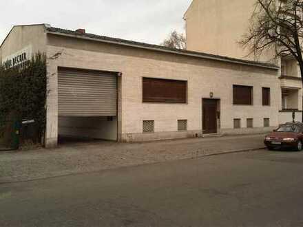 Große Lagerhalle/ Produktionsfläche in Reinickendorf ZU VERMIETEN