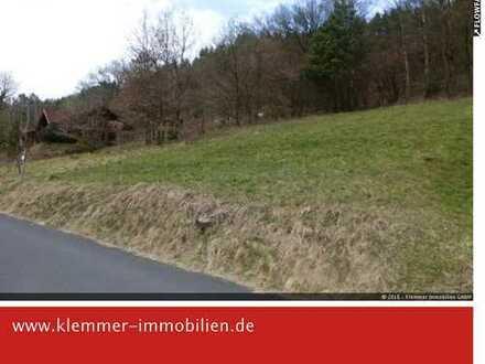 Kempfenbrunn: Großzügig und Naturnah! Baugrundstück in ruhiger Lage