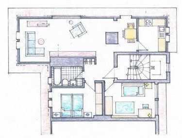 Freundliche 3-Raum-DG-Wohnung in Lünen