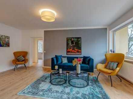 Provisionsfrei!!!Top renovierte 3-Zimmer-Wohnung mit Südbalkon, Haidhausen/Obergiesing