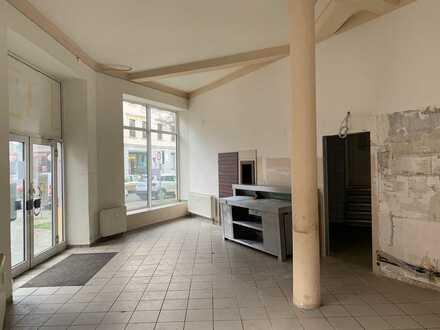 Ladeneinheit / Eckladen in Leipzig Stötteritz zu vermieten