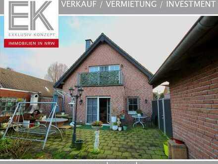 Schönes Zweifamilienhaus in ruhiger Lage von Bocholt / kurzfristig bezugsfrei