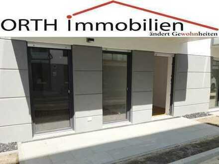 NEUBAU - Barrierefreie 3 Zimmer Gartenterrasse Wohnung mit EBK in Uellendahl