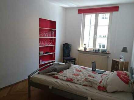 Geschmackvolle 2-Raum-Wohnung mit Balkon und Einbauküche in Offenburg