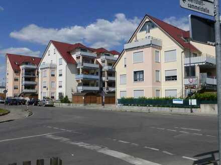 Schöne 4-ZKB-Wohnung im 2. OG mit großzügigem Balkon in Mering