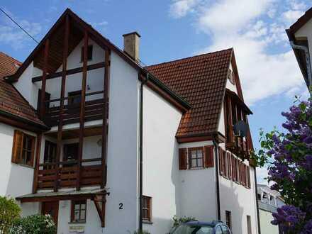 Gepflegte 2-Zimmer-Wohnung mit Einbauküche in Rottenburg-Kiebingen