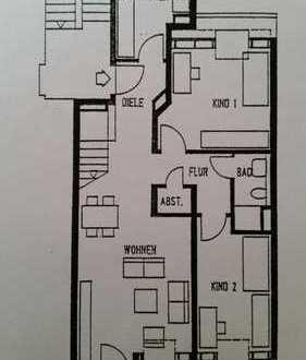 Traumhafte Maisonette Wohnung mit unverbaubar