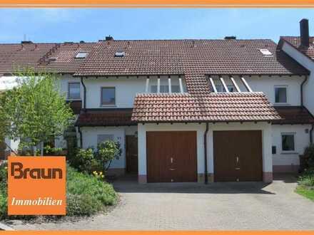 VERMIETUNG! Charmantes Reihenmittelhaus von VS-Schwenningen, Wohngebiet Deutenberg