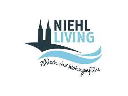 Köln-Niehl - Modernes Stadthaus als Doppelhaushälfte in Rheinnähe