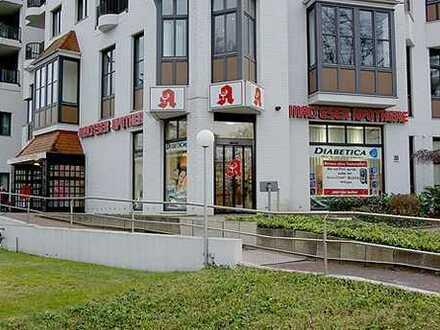 Exklusive, geräumige 1-Zimmer-Wohnung mit Balkon und Einbauküche, Bremen