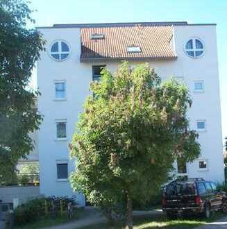 **sonnige 2-Zimmer-Wohnung direkt am Naturschutzgebiet**