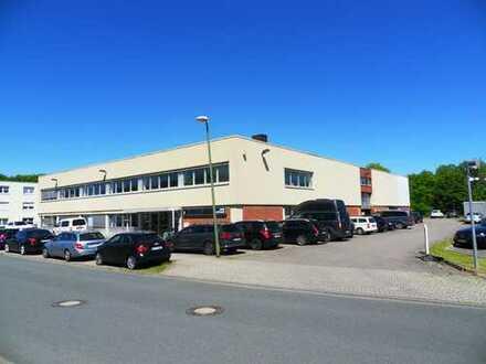 Gewerbeobjekt an der A 30 zu vermieten, 600 m² Büro+ 900 m² Halle, Hakenbusch 2, 49078 Osnabrück