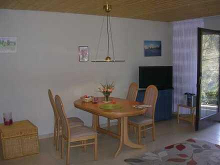 Super-Hanglage in Bad Wildbad - schicke 2Zimmer-Gartengeschoßwohnung