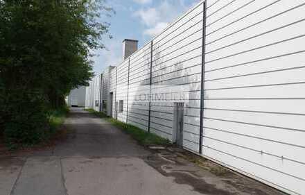 PROVISIONSFREI Produktions-/Lagerhalle in Bielefeld