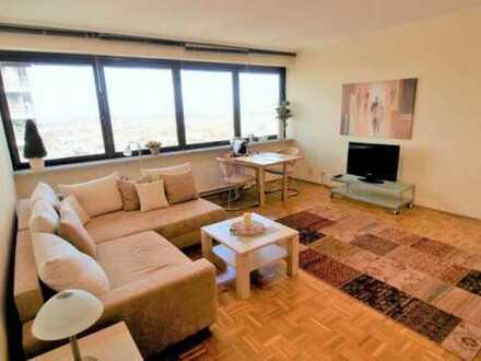 Exklusives Apartment im Mundsburg-Tower