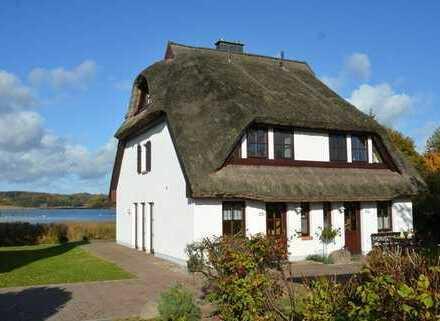Doppelhaus mit eigenem Seezugang