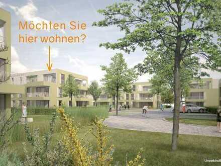 Einzigartige 3 Zimmer-Penthouse-Wohnung mit Premium-Ausstattung, Dachterrasse und Aufzug in Kahl aM