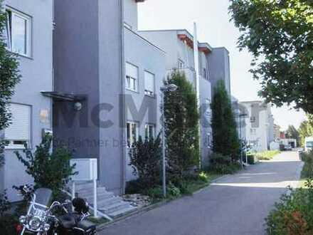 Stilvoll, hell, großstadtnah: Vermietete Maisonette-ETW mit 2 Balkonen nahe Stuttgart