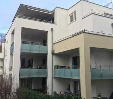 gehobene 3-Zimmer Terrassen-Wohnung im Pentgeschoss-3.OG, 2 TG-Stellplätze, gut vermietet