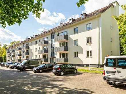 5 Zimmer Wohnung mit Balkon in Fulda