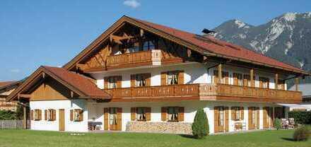 1-Zimmer-Wohnung in Wallgau, Landkreis Garmisch-P. - als Zweitwohnung - zu vermieten
