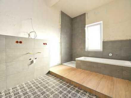 Erstbezug nach Sanierung 2-Zimmer-Wohnung im Zentrum von Schwetzingen