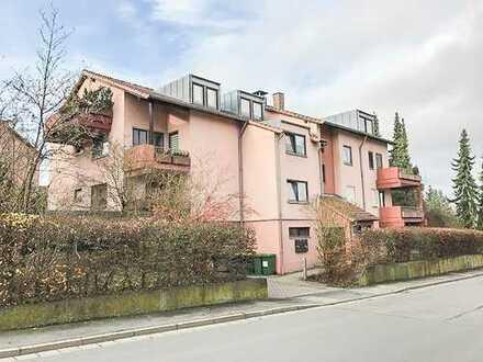 Eigennutzer / Kapitalanleger aufgepasst! 1-Zi.-ETW mit Balkon & Terrasse Nähe Campus Design!