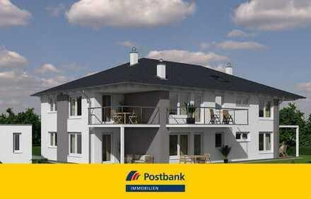 Moderne und ebenerdige Neubauwohnung in interessanter Lage!!!