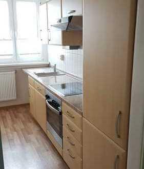 Preiswerte 3-Zimmer-Wohnung mit Balkon und Einbauküche in Neubrandenburg