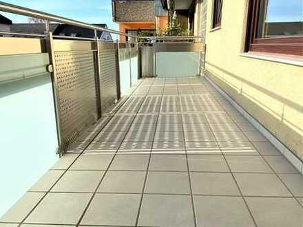 3-Zimmer Wohnung mit 2 Balkonen in Stuttgart-Neugereut