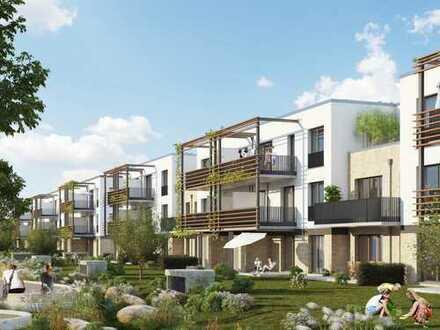 In schöner Umgebung: Großzügige 3-Zimmer-Wohnung mit Balkon zum Genießen!