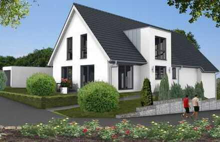 Ihr Herz schlägt für Heisingen? EFH Neubau auf ca. 370m² Grundstück in Toplage!