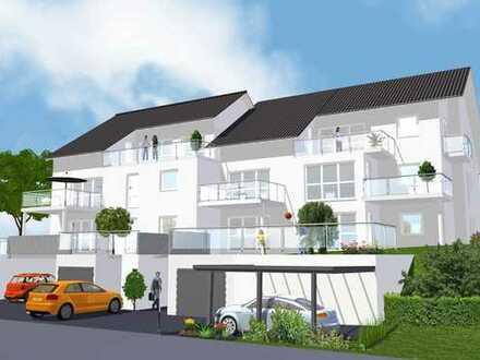 Neubau-Eigentumswohnung mit traumhafter Aussicht