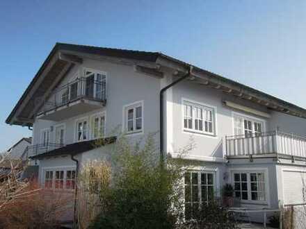 Charmante Maisonettenwohnung in grüner, ruhiger und begehrter Wohnlage von Harthausen