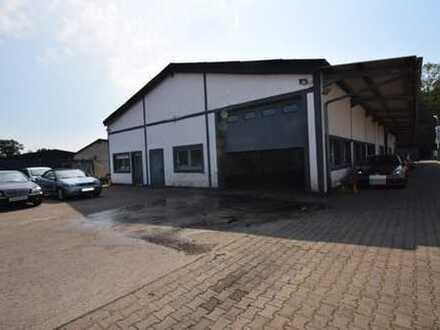 Gewerbehalle mit Büro und guter Verkehrsanbindung in Selm zur Miete