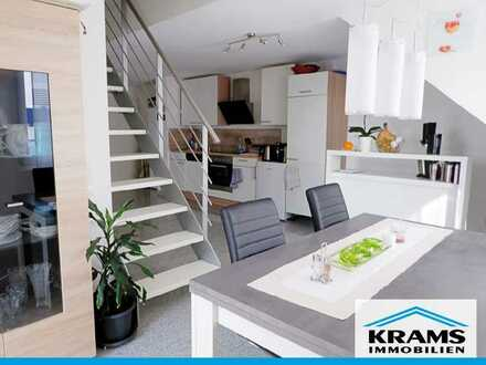 Neuwertige 3 1/2 Zi.-Dachgeschoss-Wohnung in ruhiger Lage in Dußlingen