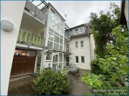 Sehr gemütliche 3-Zimmer Maisonettewohnung mit Balkon in Pfinztal-Söllingen
