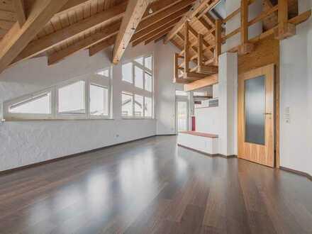 Moderne 3-Zimmer Galeriewohnung in Bierbronnen