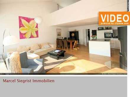 Junkersdorf in ruhiger Sackgasse! - Haus im Haus - Galeriewohnung mit großem Garten