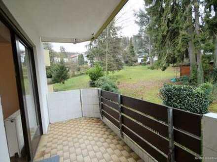 geipel.de - Single-Wohnung mit Balkon und Einbauküche