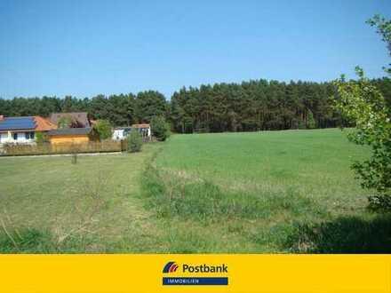 Ruhiges Eckbaugrundstück in Storkow OT Görsdorf - ideal für ein Einfamilien- oder Doppelhaus