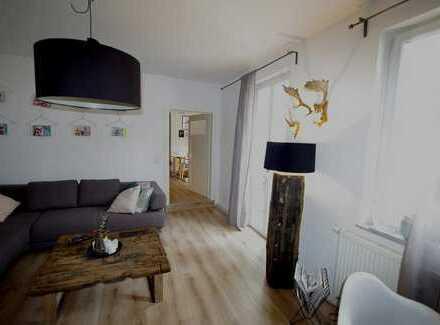 +++RESERVIERT+++Helle, charmante 3-Zimmer-Wohnung mit Balkon im historischen Stadtkern