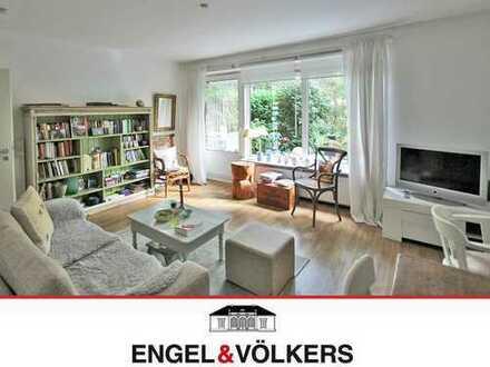 Moderne 2 Zimmer Terrassenwohnung in Groß Borstel!