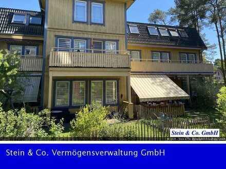 für sofort- geräumige Wohnung mit Balkon und neuer EBK