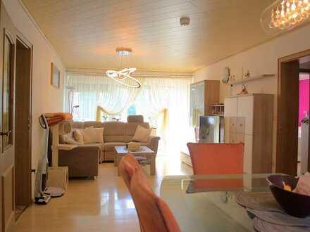 4-Zimmer-Wohnung nähe AUDI mit Balkon-Wintergarten